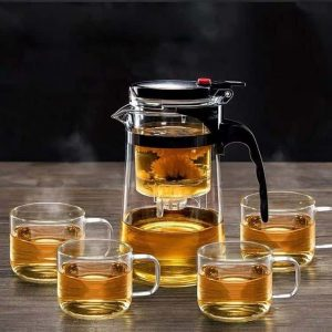 Kung Fu Tea Set Kettle: Your Heat Resistant Teapot