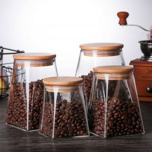 Candy Jar Storage Container: Multipurpose & Handy