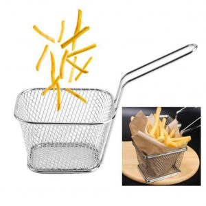 Mini Fry Basket: Your Ultimate Mini French Fry Basket