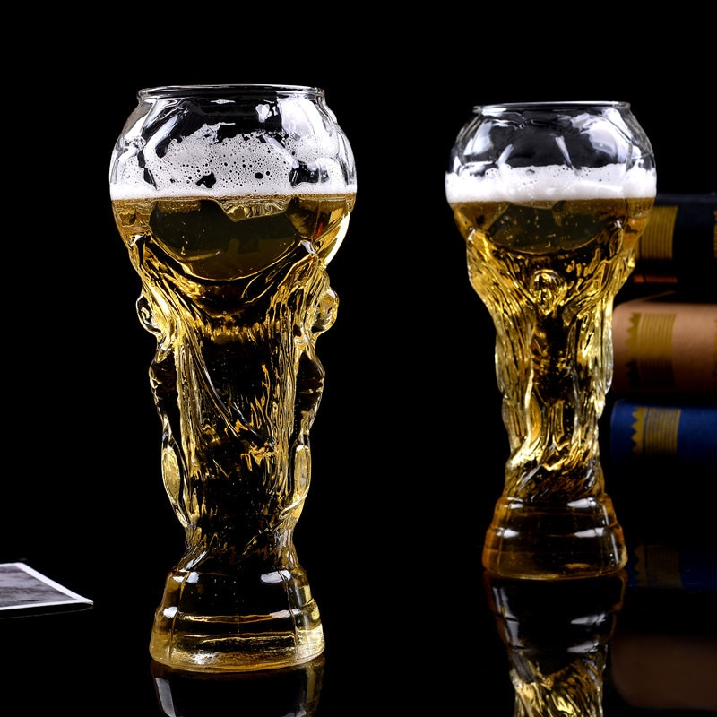 Beer Cup Glass Bar Soccer Cup World Cup Creative World Cup Beer Cup Hercules Cup Glass Bar Juice Soccer Cup Hand Drawn Beer Cup Barware Cocktail Cups