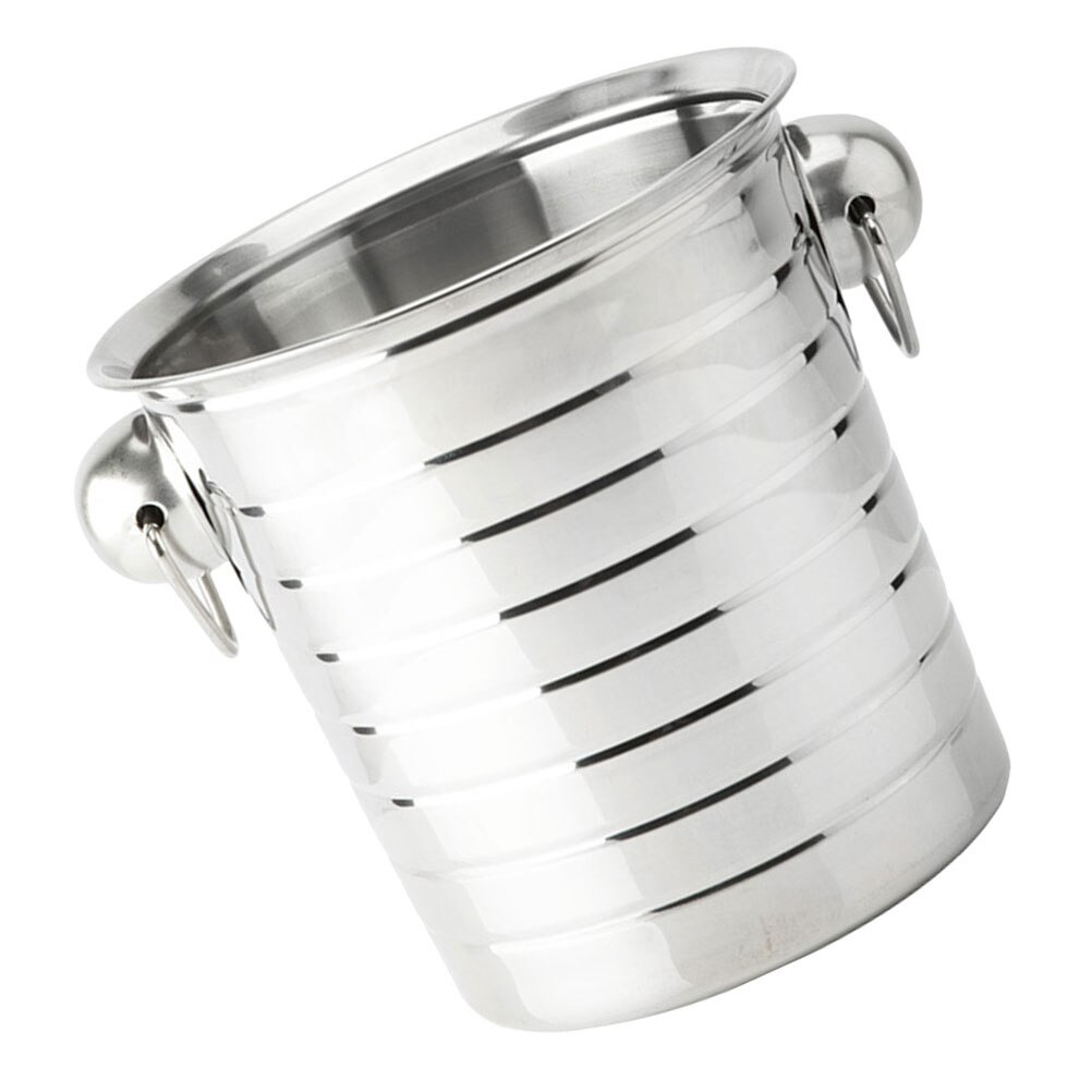Ice Bucket Champagne Bucket Champagne Cooler Bar Restaurant Barware Wine Cooler Ice Bucket Champagne Bucket Cooler Gadgets Barware Bottle Coolers