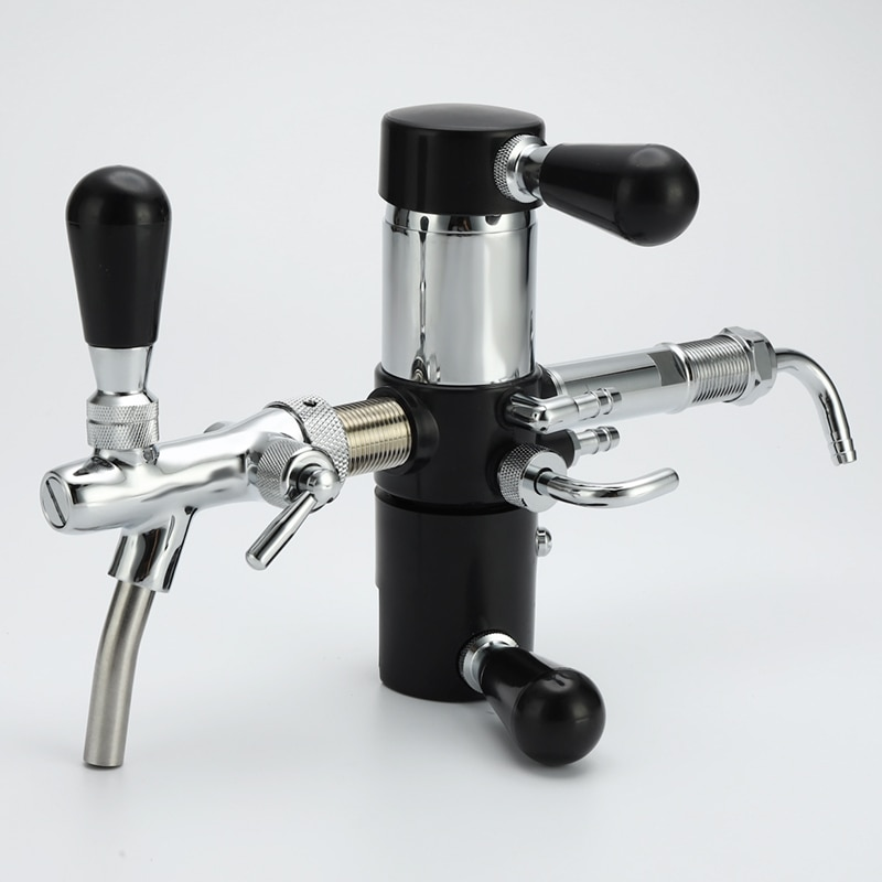 Brewing Accessories Tools Bar Beer Tap Beer Bottle Homebrew Beer Bottle Filling Beer Tap Defoamer Beer Tap Maximize Beer Freshness Authenticity Tools Bar