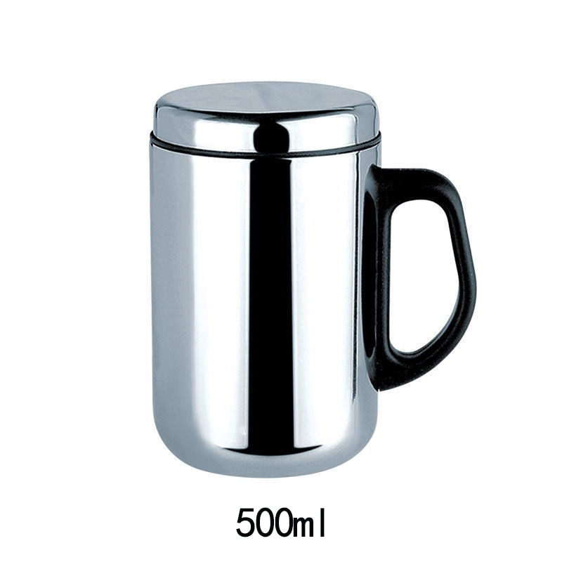 Water Bottle Insulated Cup Thermos Mug Flask Cup Cartoon Thermos Mug Portable Cute Insulated Cup Stainless Steel Vacuum Flask Thermal Water Bottle Gift