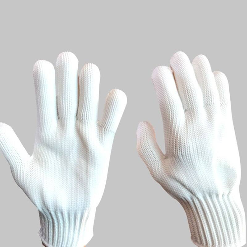 Oven Gloves Oven Mitts Resistant Gloves Heat Insulation High Temperature Resistant Gloves Oven Mitts Knitting Heat Insulation Workshop Mould BBQ Gloves