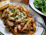 What Ingredients To Use For A Hearty Baked Mostaccioli