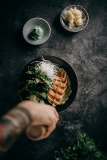 Baked Salmon Recipe: What Is The Key Ingredient?